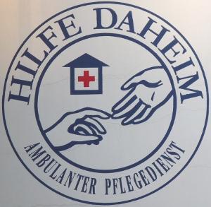Hilfe daheim - ambulanter Pflegedienst