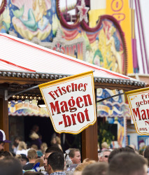 Volksfest - Magenbrot