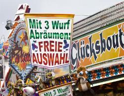 Volksfest - Losbude
