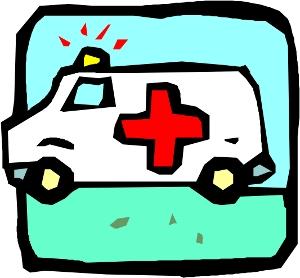 Krankenwagen-Symbol