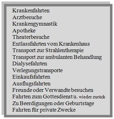 Fahrdienste
