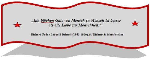 Zitat von Dehmel